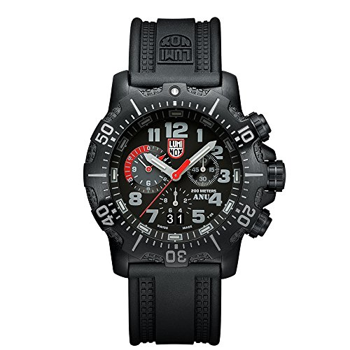 Luminox Chronograph Quarz Plastik XS 4241 NV