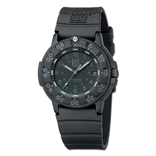 Uhr Luminox Navy Seal Militaeruhr 3001 Blackout sw