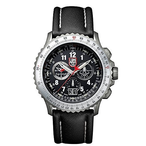 Luminox F 22 RAPTOR Chronograph Quartz Leder XA 9241
