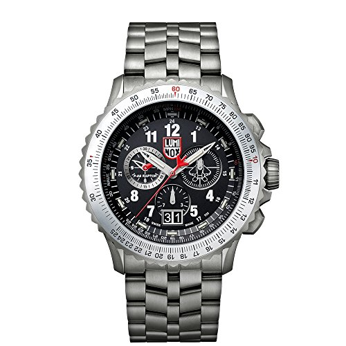Luminox F 22 RAPTOR Chronograph Quartz Titan XA 9241 M
