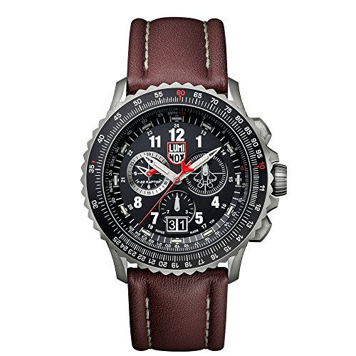 Luminox F 22 RAPTOR Chronograph Quarz Leder XA 9247