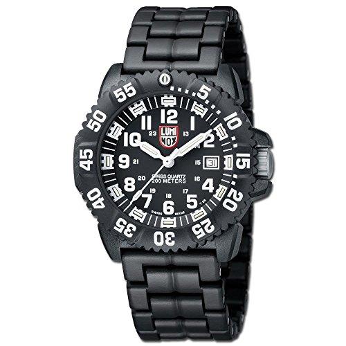 Uhr Luminox 3052 schwarz weiss