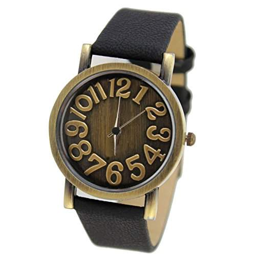 Armbanduhr Quarzduhr Damenuhr PU-Leder Metall Schwarz Komfortabl Modern Schmuck