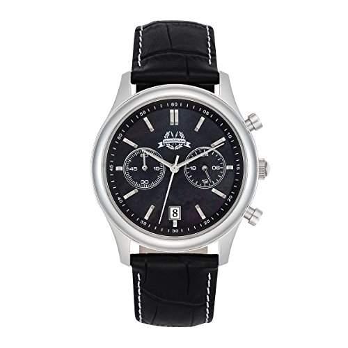 Spears & Walker Damenuhr Alexandria 10070014 Chronograph Damenuhren Armbanduhr Uhren Uhr Armbanduhren Damen