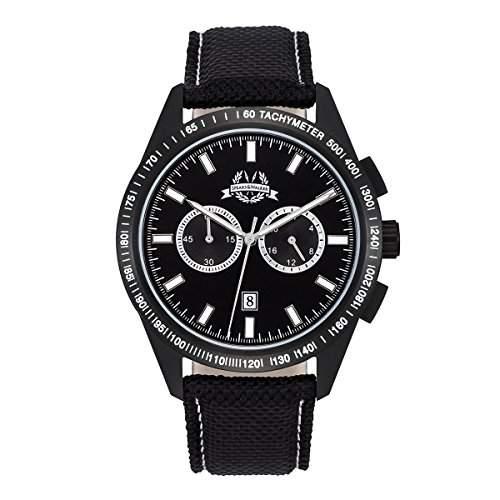 Spears & Walker Herrenuhr Lexington 10070029 Chronograph Herrenuhren Armbanduhr Uhren Uhr Armbanduhren Herren