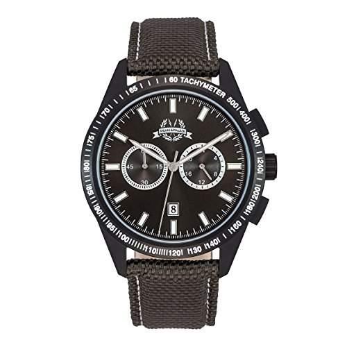 Spears & Walker Herrenuhr Lexington 10070031 Chronograph Herrenuhren Armbanduhr Uhren Uhr Armbanduhren Herren