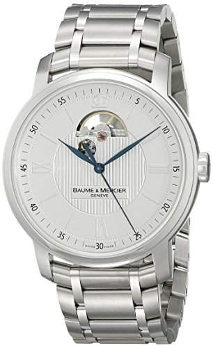 Baume & Mercier Herren 8833 Classima Executives Automatic Silver Dial Uhr