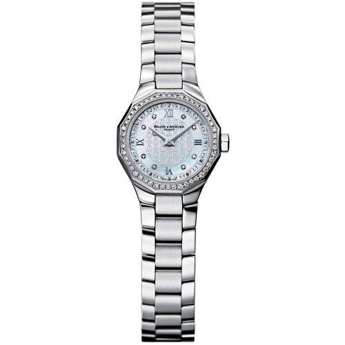 Baume Mercier Damen 8522 Riviera Mini Diamond Watch