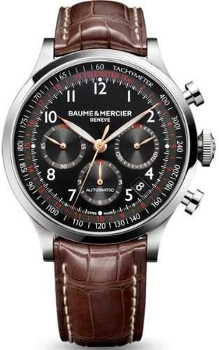 Baume & Mercier Herren-Armbanduhr Chronograph Automatik MOA10067