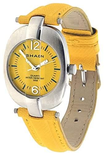 Shaon Damen-Armbanduhr Analog Quarz Textil 42-1005-22