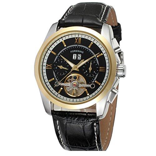Pixnor Elegante Klassisch Mechanische Uhr