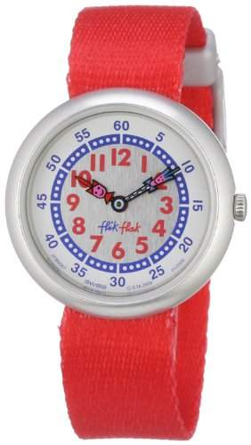 Flik Flak Kinderuhr LOVELY PRICE COLLECTION RED COLOUR FBN067