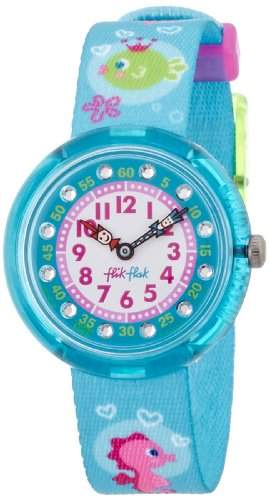Flik Flak Girly Underwater Party Kinderuhr FBNP001