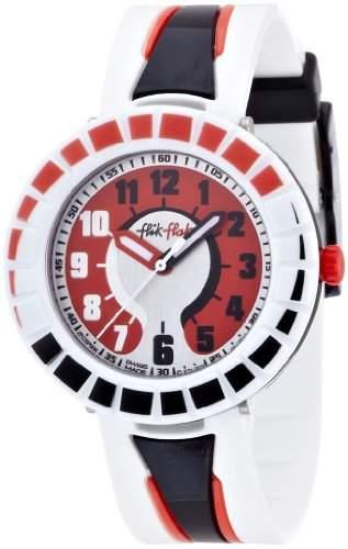 Flik Flak Watches Unisex-Armbanduhr Analog Quarz Plastik FCSP006