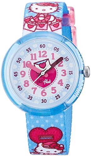 Flik Flak Hello Kitty Cute Mail Kinderuhr FLNP024