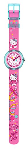 Flik Flak Hello Kitty Gym Kinderuhr Set FLNP025