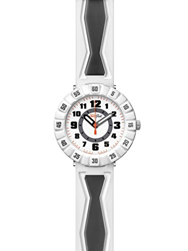 Flik Flak Get It In Grey Kinderuhr fuer Jungs FCSP037