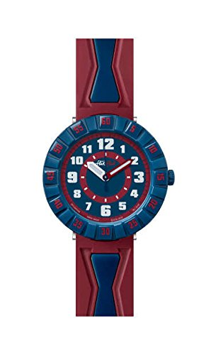 Flik Flak Get It In Navy Kinderuhr FCSP038