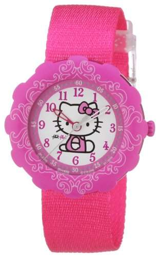 Flik Flak Kinderuhr Hello Kitty pink