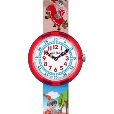 Uhr FlikFlak fuer Mixte Enfant zfbnp049