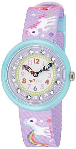 Flik Flak Magical Unicorns Maedchenuhr FBNP033