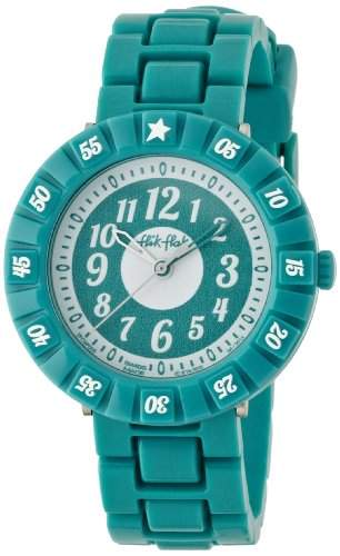 Flik Flak Watches Unisex-Armbanduhr Analog Quarz Plastik FCSP005