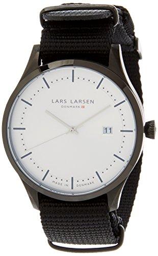 Lars Larsen Herren Armbanduhr 119CSBLN