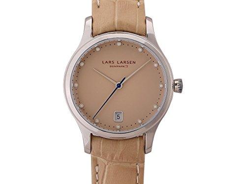 Lars Larsen 139SSSL Damenarmbanduhr