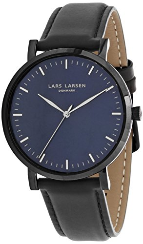 Lars Larsen Herren Armbanduhr 143CBBLL