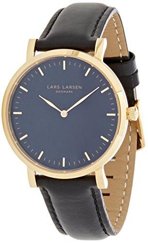 Lars Larsen Damen Armbanduhr 144GBBLL