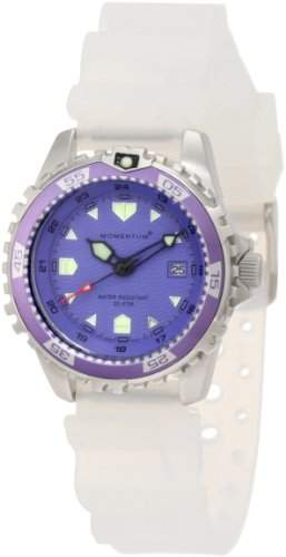 Momentum Damen-Armbanduhr M1 Analog Silikon 1M-DV01P1T