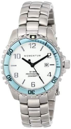 Momentum Damen-Armbanduhr XS M1 MINI Analog Quarz Edelstahl 1M-DV07WA0