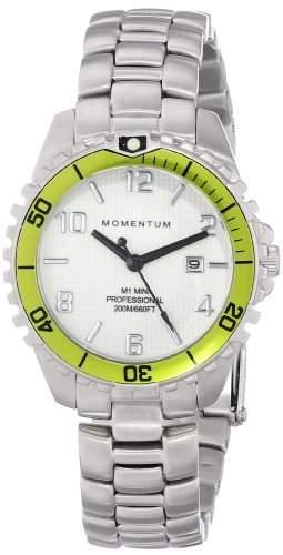 Momentum Damen-Armbanduhr XS M1 MINI Analog Quarz Edelstahl 1M-DV07WL0