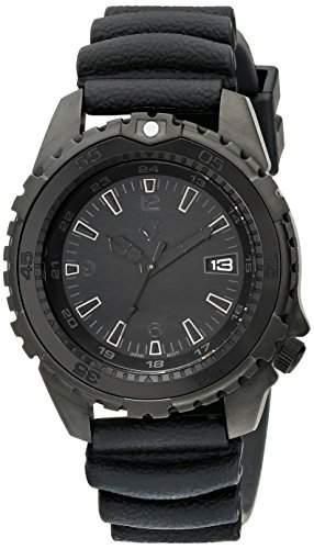 Momentum Herren-Armbanduhr XL DEEP 6 VISION Analog Plastik 1M-DV66B1B