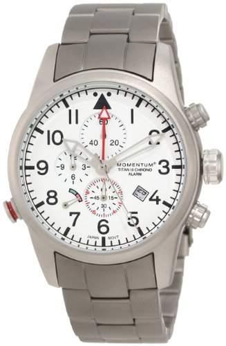Momentum Herren-Armbanduhr XL TITAN III Analog Quarz 1M-SP32W0