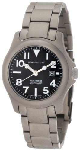Momentum XS ATLAS Analog Quarz Titan 1M SP01B0