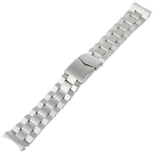 Momentum Herren ZC 22DSS M50 DSS 22mm Edelstahl Armband