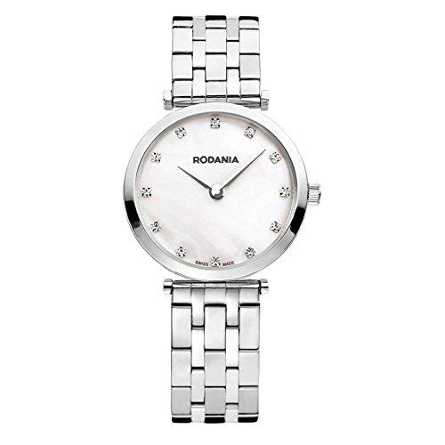 Rodania Elios Damen 28mm Saphirglas Uhr 25057 40
