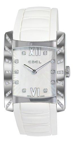 Ebel Damen 9256M48 29840WC Brasilia Mother Of Pearl Dial Diamond Watch