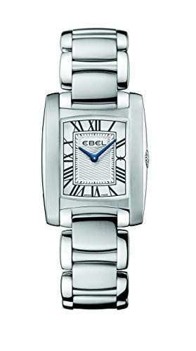 EBEL Damen-Armbanduhr EBEL BRASILIA LADY Analog Quarz Edelstahl 1216033