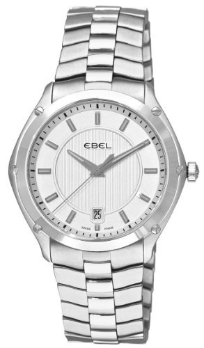 Ebel Classic Sport Stainless Steel Mens Watch Date 9955Q41 163450