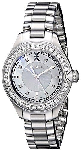 Ebel 30mm Armband Edelstahl Gehaeuse Schweizer Quarz 1216096
