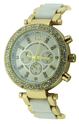 WomenBDV-Armbanduhr Analog Quarz Armband zweifarbig BDV29B