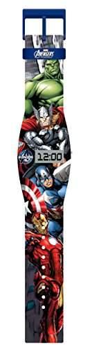 Marvel Avengers Childrens Digital Quarz Kunststoff, MAR37A