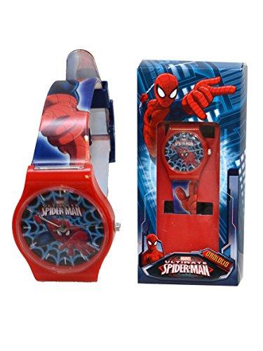 Marvel Armbanduhr Silikon 8018237422047