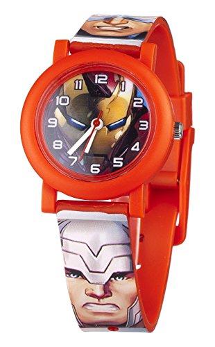 MARVEL Unisex Armbanduhr Analog Quarz Plastik MAR70