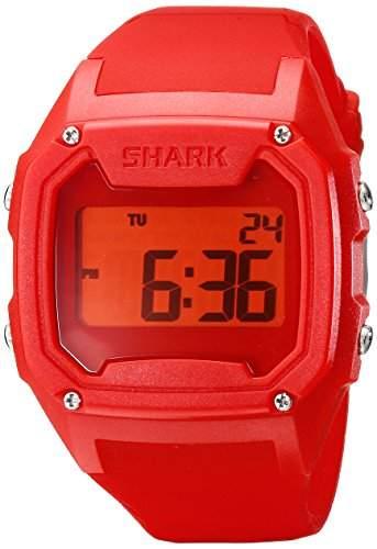 Freestyle Herren-Armbanduhr Shark Classic Digital Silikon 101054