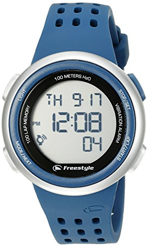 Freestyle Unisex 10019176 FX Trainer Digital Display Japanische Quarz blau Armbanduhr