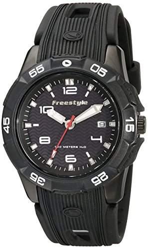 Freestyle Herren-Armbanduhr XL Kampus Analog Plastik FS80936