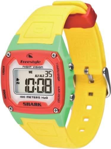Freestyle Herren-Armbanduhr Shark Classic Digital Kautschuk FS80978AF
